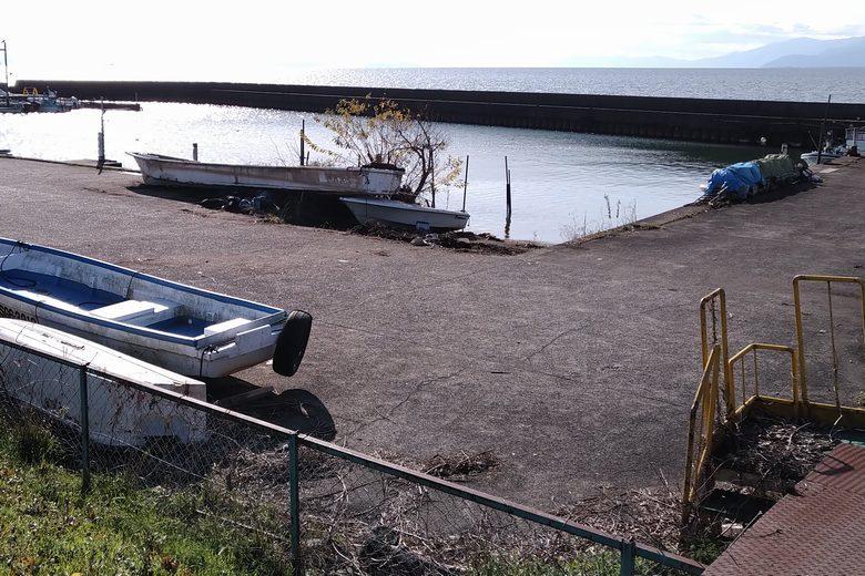 八木浜漁港