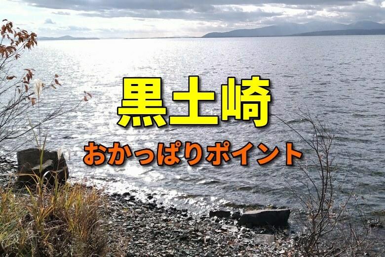 黒土崎のバス釣りおかっぱりポイント