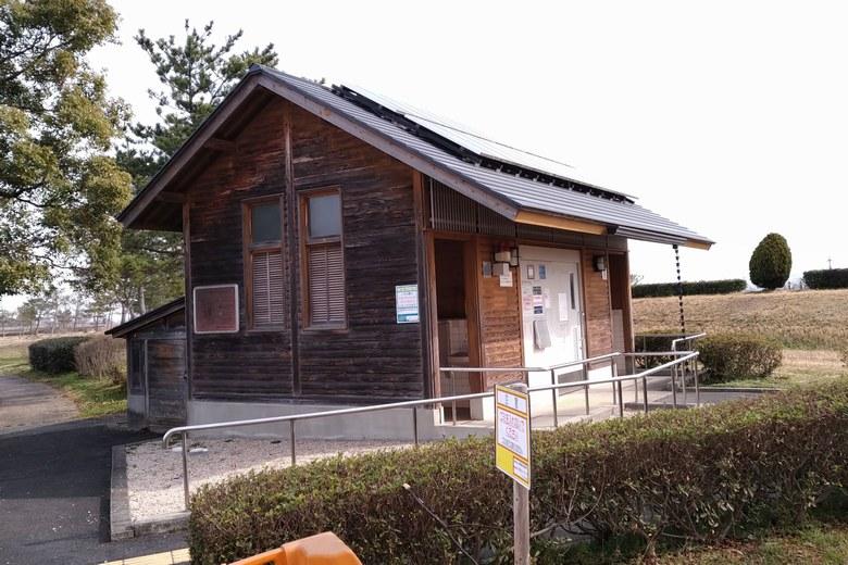 赤野井1の公衆トイレ