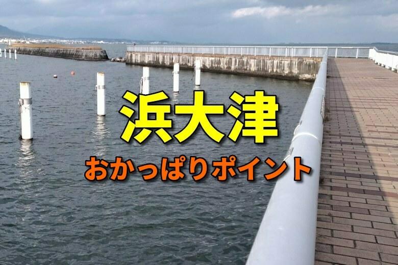 浜大津のおかっぱりバス釣りポイント