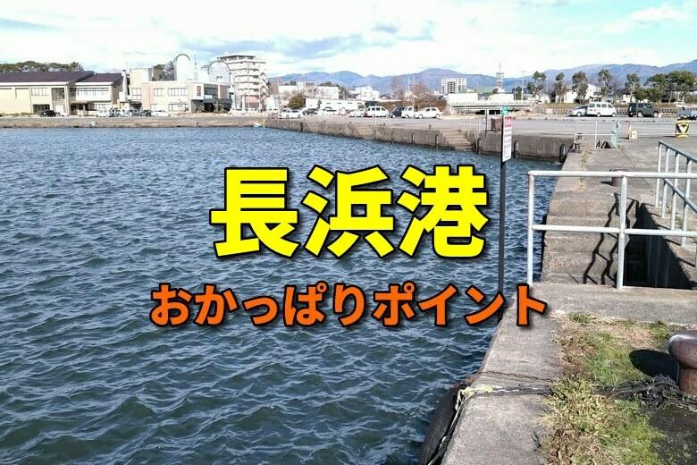 長浜港のおかっぱりバス釣りポイント