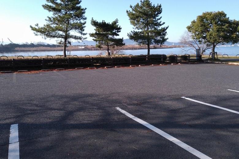 志那1南の駐車場
