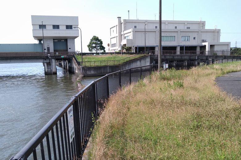 大同川排水機場