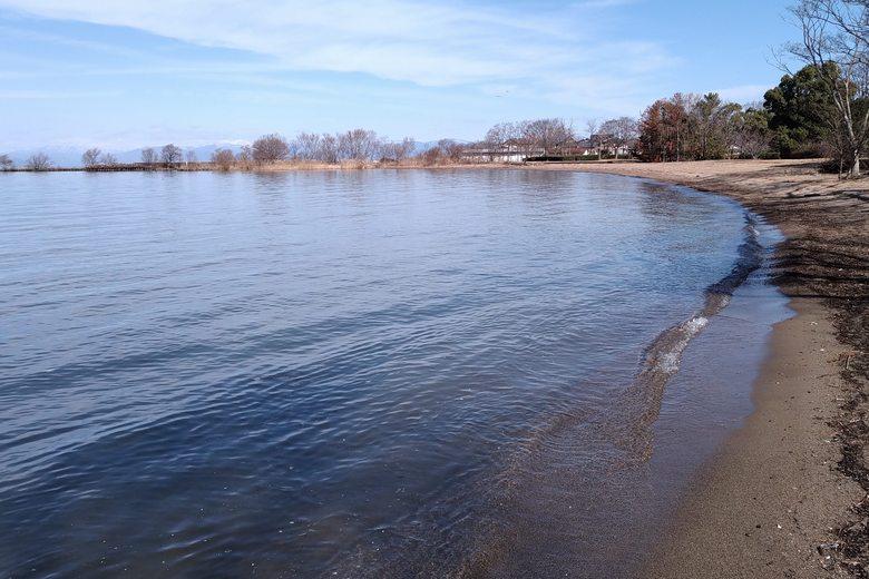 湖岸緑地・柳川のワンド