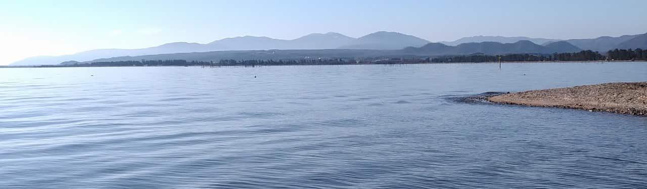 琵琶湖おかっぱりナビ トップ画像