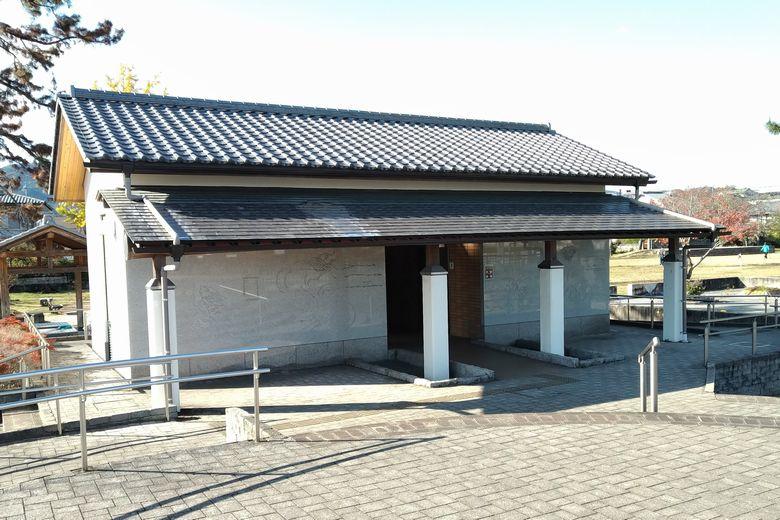 南郷公園の公衆トイレ